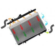 i10 Cooling AC Condensor
